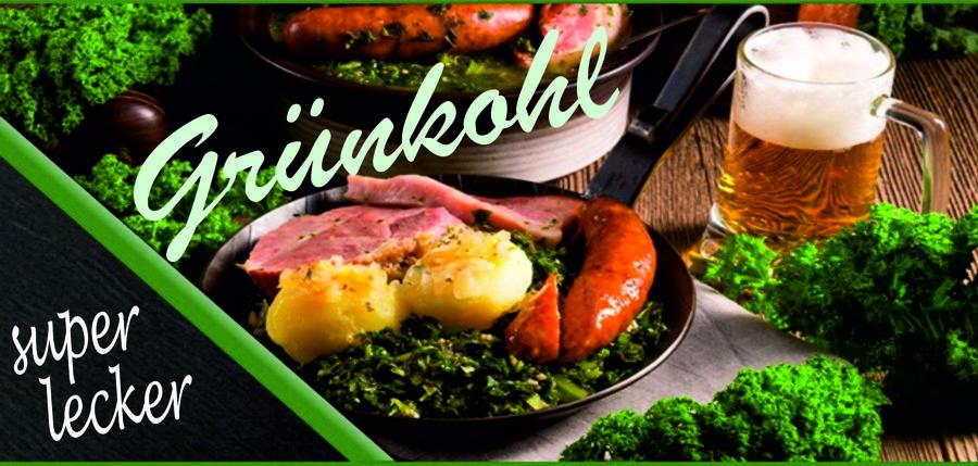 Grünkohl-Powerfood aus der Region