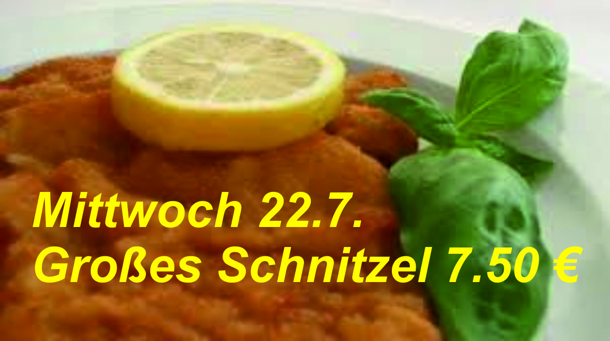 Schnitzelparade